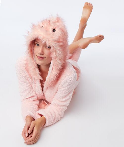 Combinaison pyjama doudou Autruche