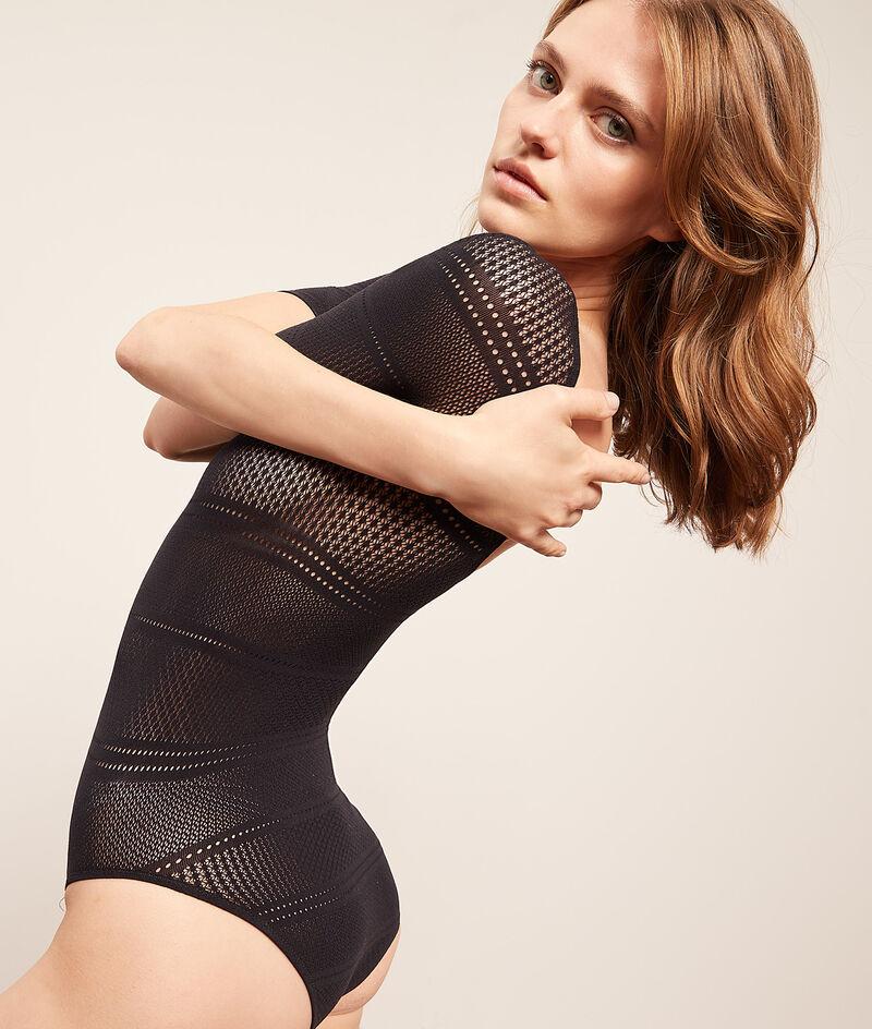 Body in stretch tricot;${refinementColor}