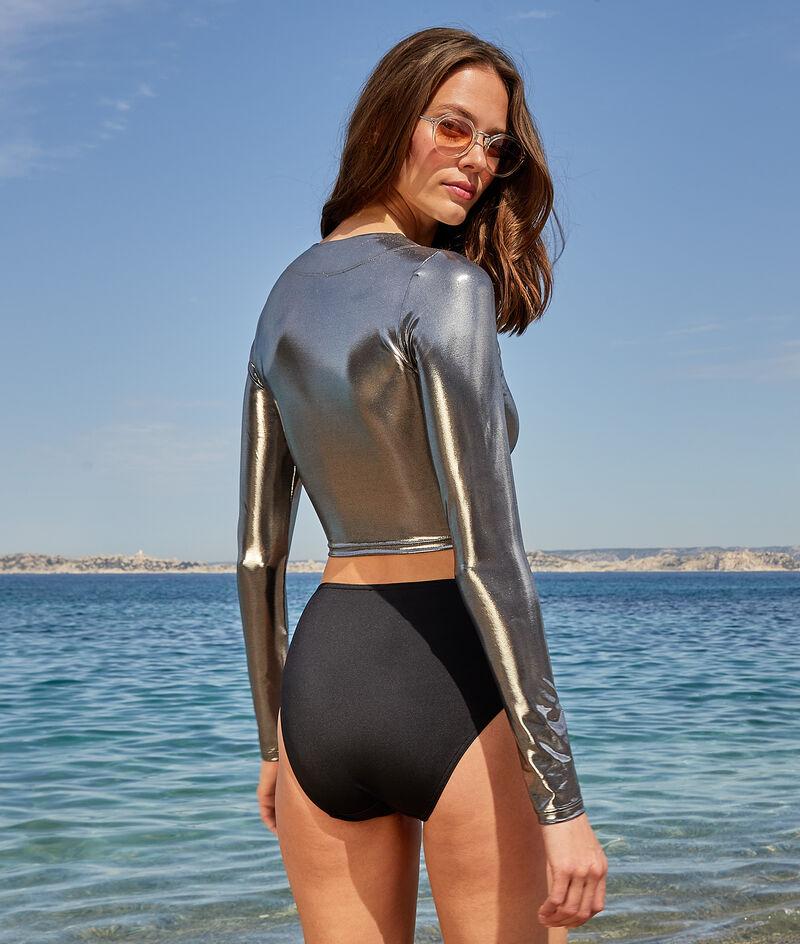 Surf crop top met lange mouwen;${refinementColor}