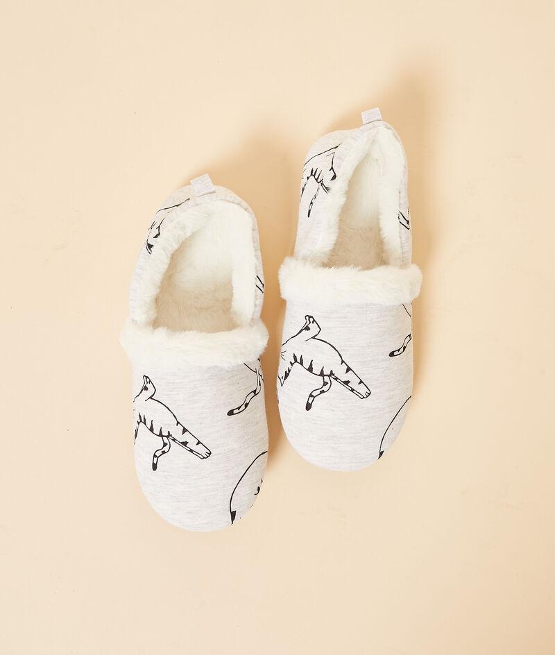 Gevoerde slippers;${refinementColor}