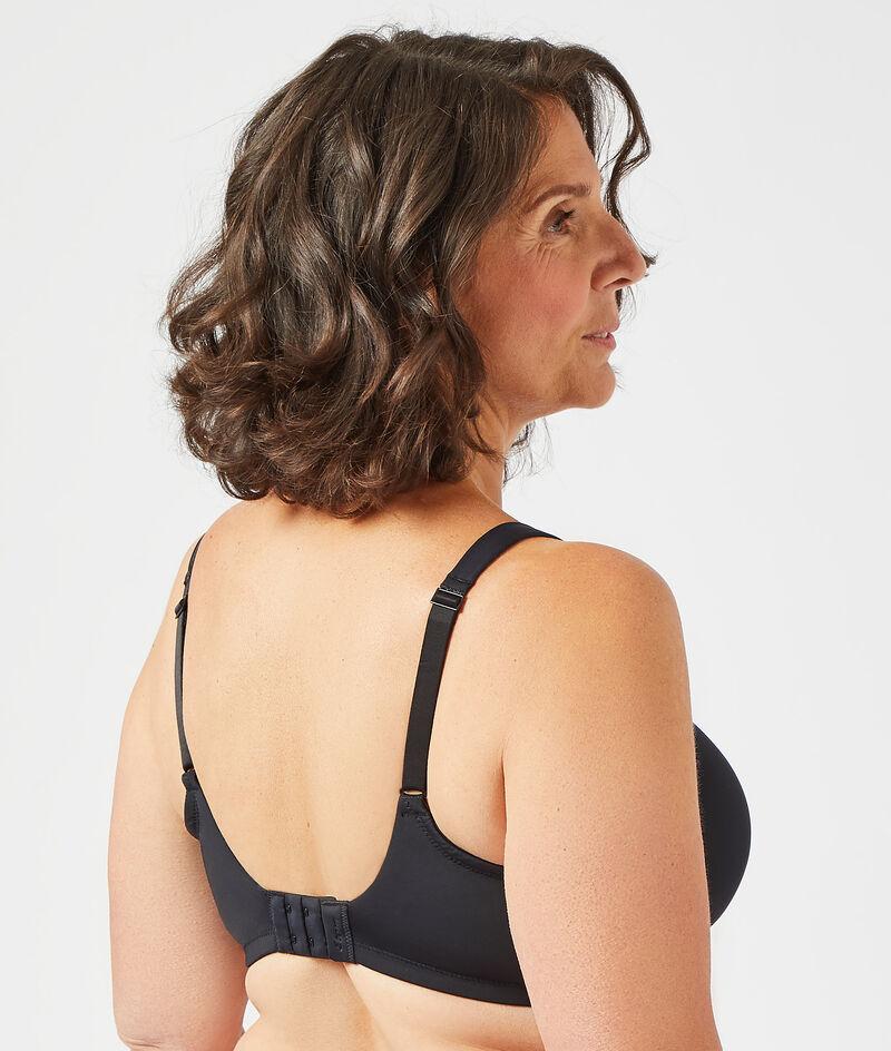 Soutien-gorge post-mastectomie coques fines en microfibre;${refinementColor}