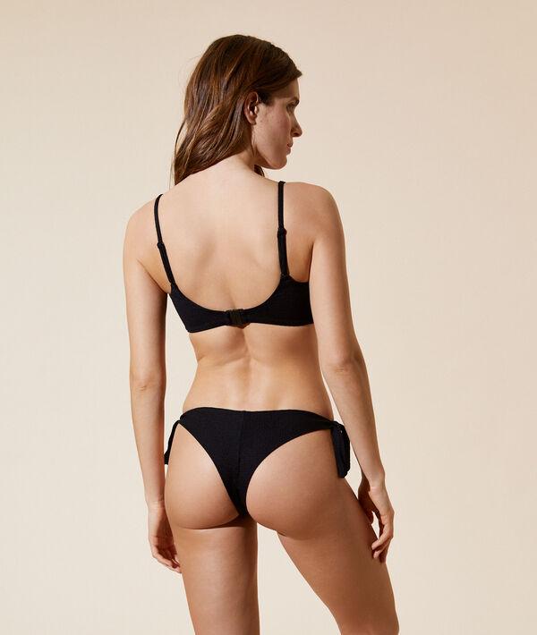 Bikinitopje bralette, verwijderbare vulling;${refinementColor}