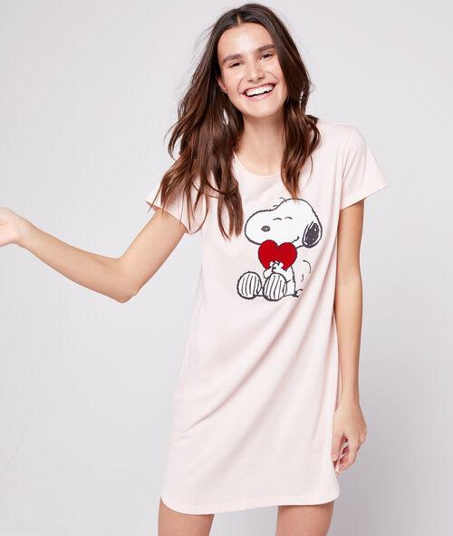 Chemise de nuit imprimé snoopy Etam Etam Nuit > MODÈLES > Chemises de Nuit