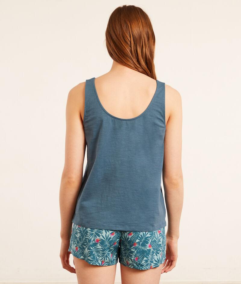 Pyjama-tanktop 'summer';${refinementColor}