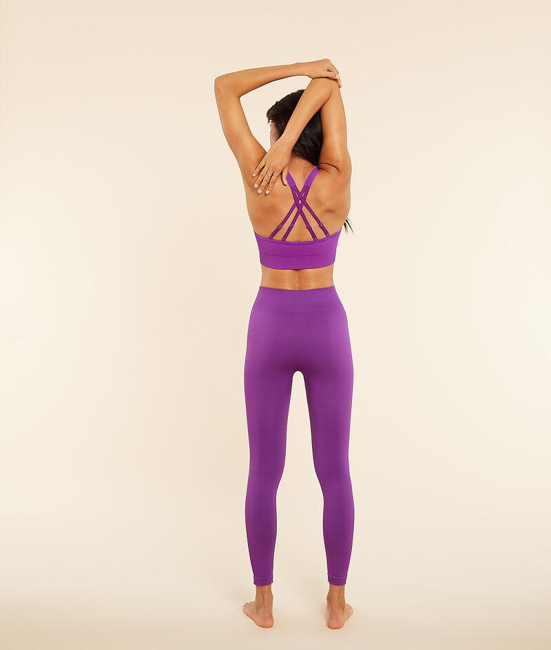 Yoga bralette - gemiddelde ondersteuning ;${refinementColor}