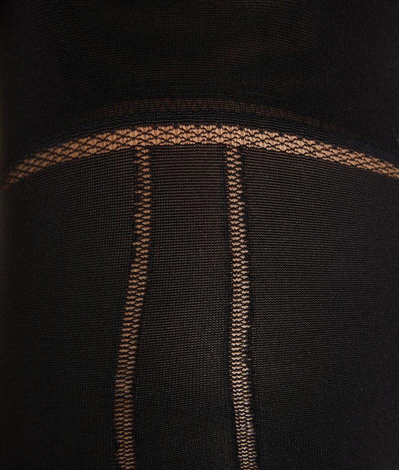 Collant sculptant opaques - 60D;${refinementColor}