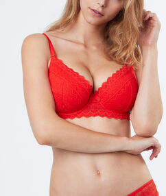 Soutien-gorge n°4 - ampliforme light orange.