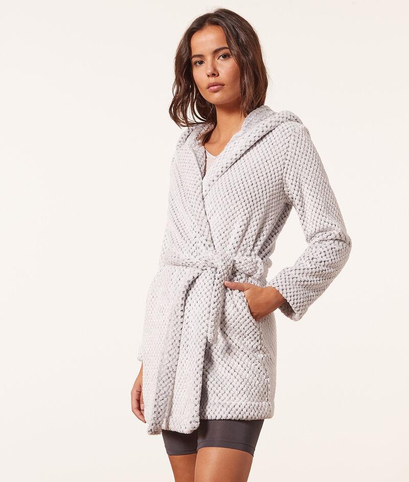 Fleece negligé;${refinementColor}