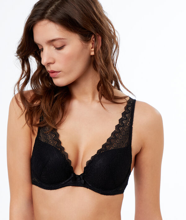 Soutien-gorge N°3 - Triangle Push-Up, Bonnets A B et C;${refinementColor}