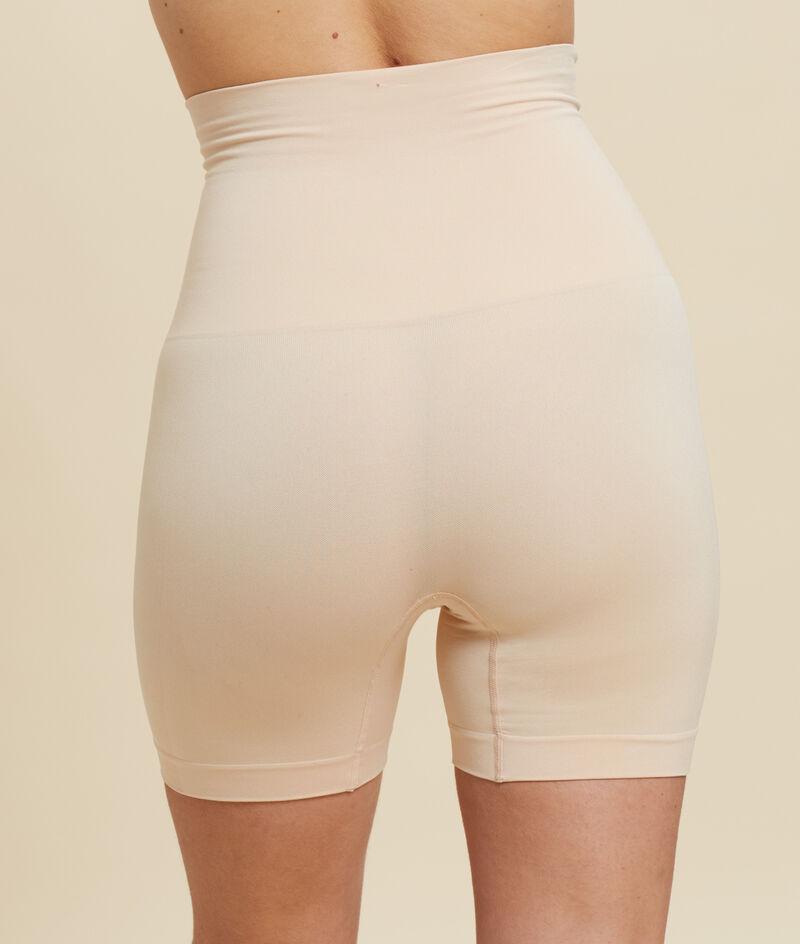 Panty sculptant taille haute - Maintien médium;${refinementColor}