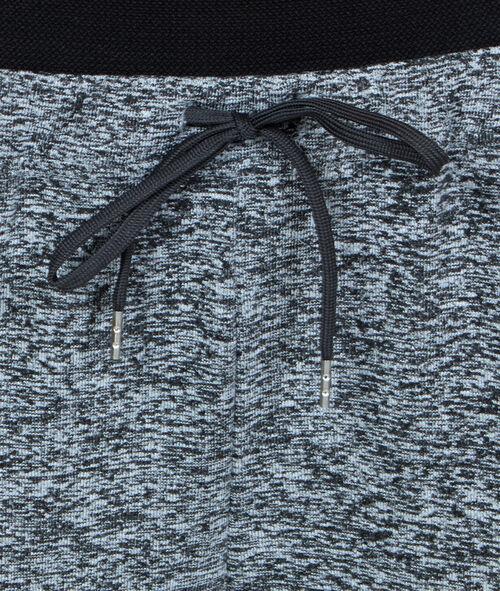 Pantalon fluide chiné