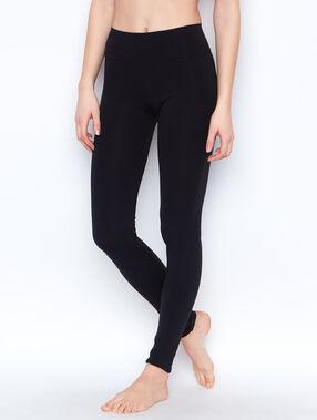 Legging met modellerend effect noir.