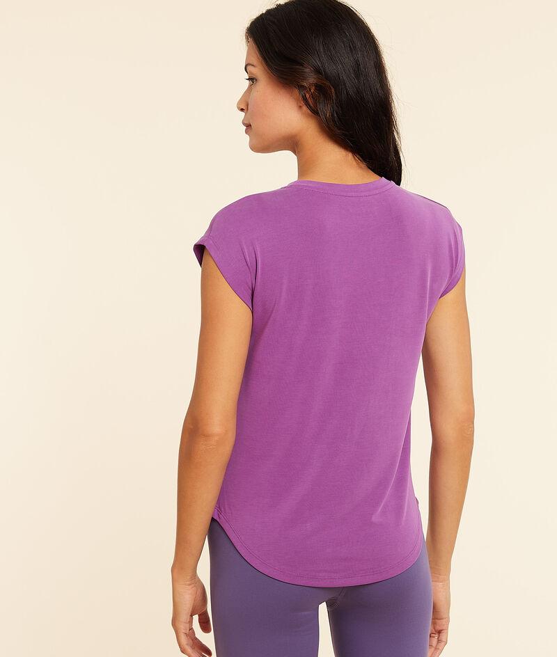 T-shirt met korte mouwen 'feel free';${refinementColor}