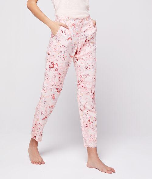Pantalon imprimé Etam Etam Nuit > MODÈLES > Bas de Pyjama