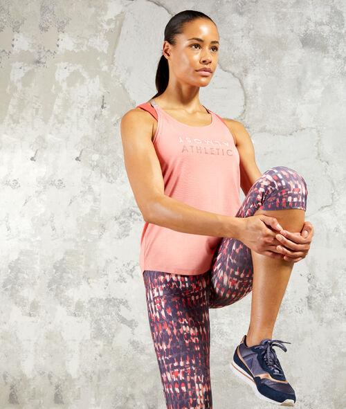 Débardeur de training, dos nageur Etam Etam SPORT > LES MODELES > Tops, T-shirts & Sweats