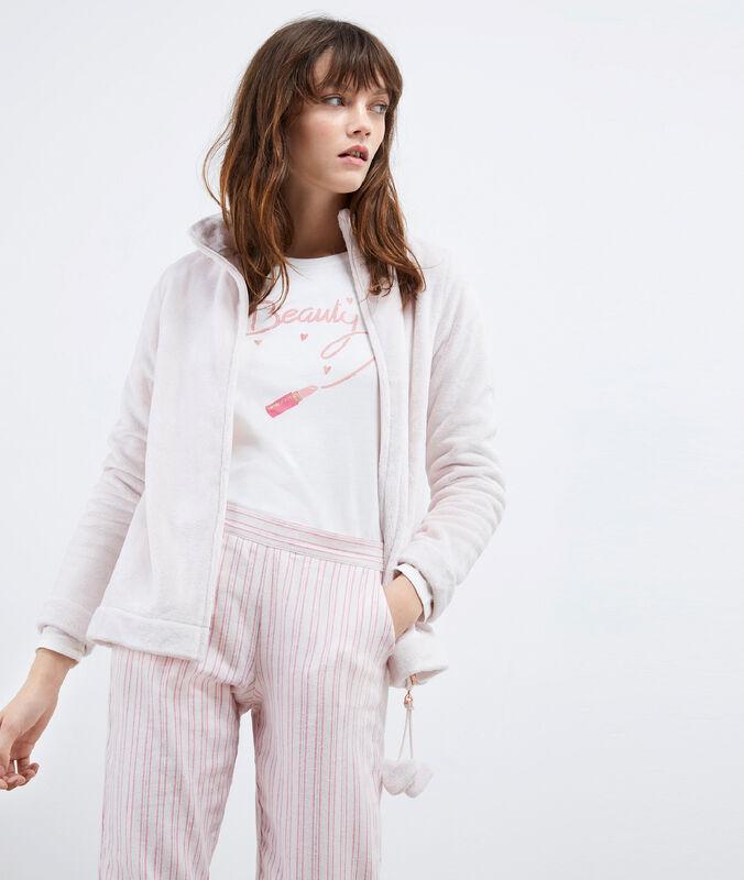 Pyjama 3 pièces ²rose.