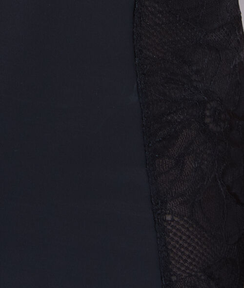 Combinette sculptante - Niveau 3 : silhouette remodelée