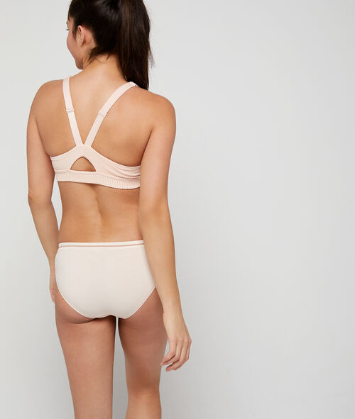 Culotte seamless, coutures invisibles