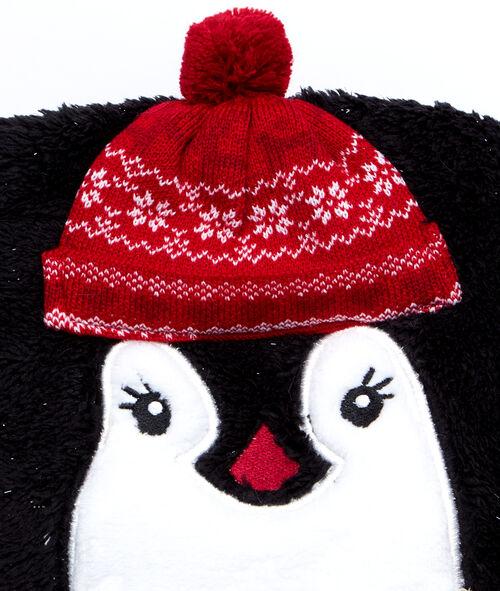 Plaid pingouin pilou