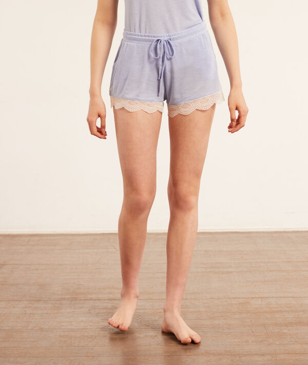Lage shorts in kant;${refinementColor}
