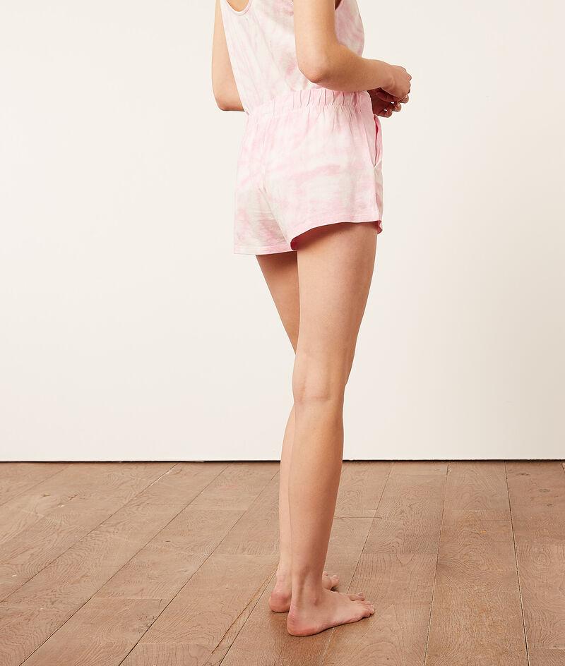 Short de pyjama tie ans dye;${refinementColor}