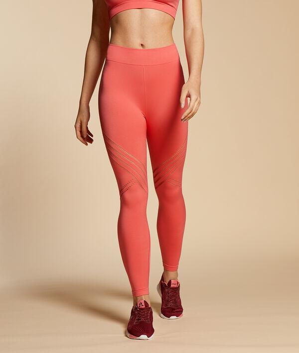 Legging de training seamless long;${refinementColor}