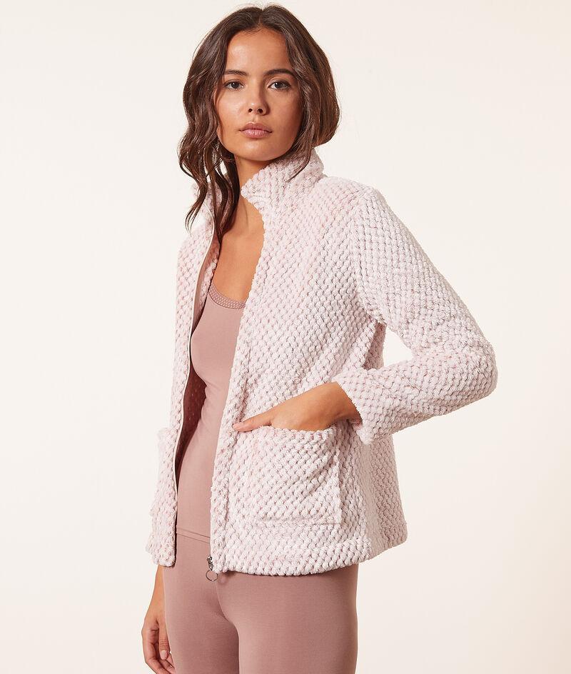 Fleece vest;${refinementColor}