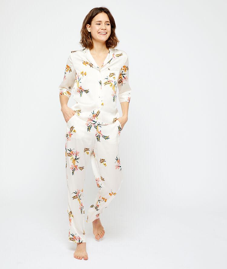 Pyjama's satijn