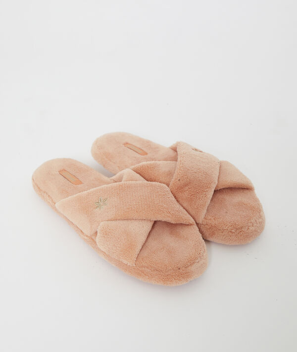 Open pantoffels;${refinementColor}