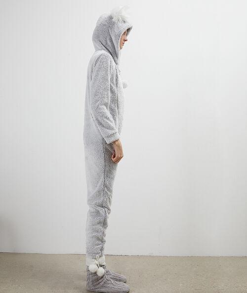 Combinaison pyjama souris