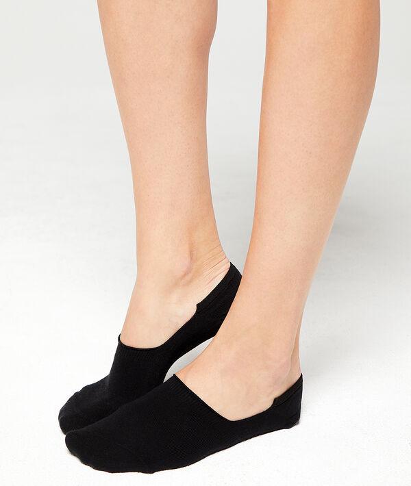 2 paar onzichtbare sokjes;${refinementColor}