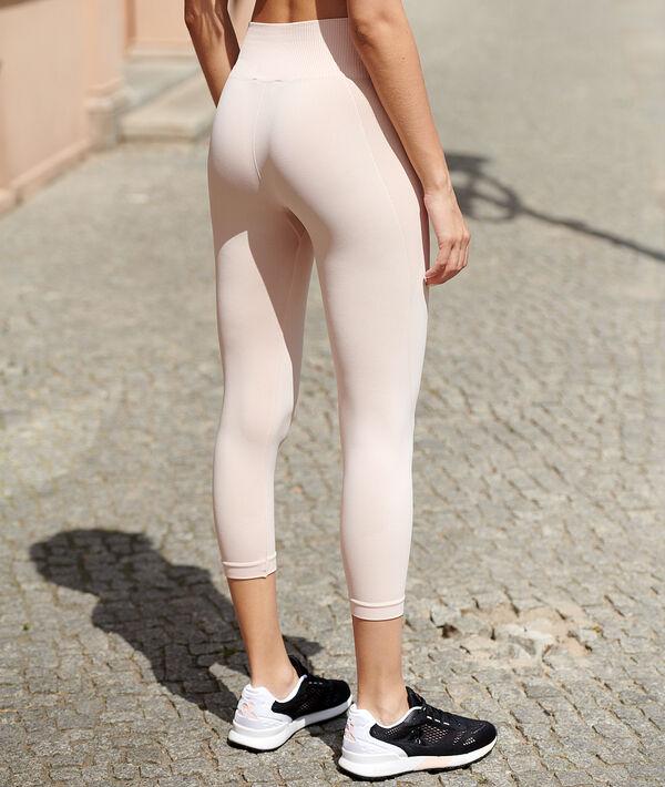 Legging taille mi-haute;${refinementColor}
