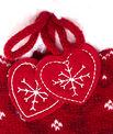 Chaussettes chaussons imprimés de Noël