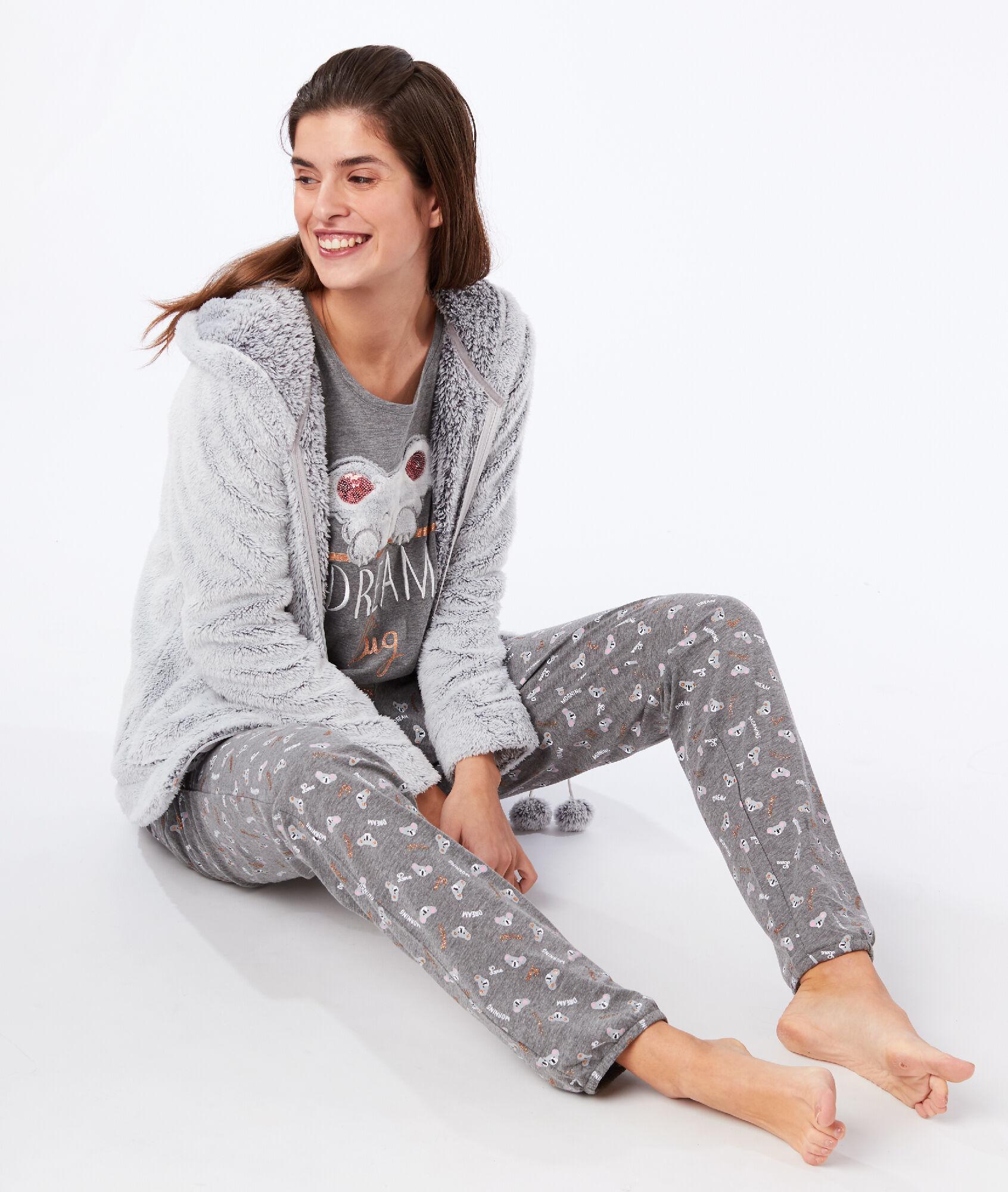 achat original la réputation d'abord chaussures de course Pyjama 3 pièces