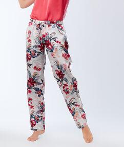 Pantalon rose.