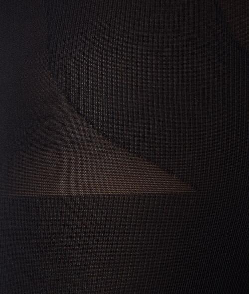 Panty 6D ondoorschijnend, modellerend effect voor de billen