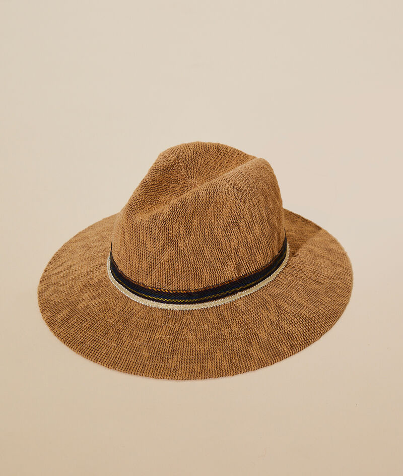 Chapeau de plage;${refinementColor}