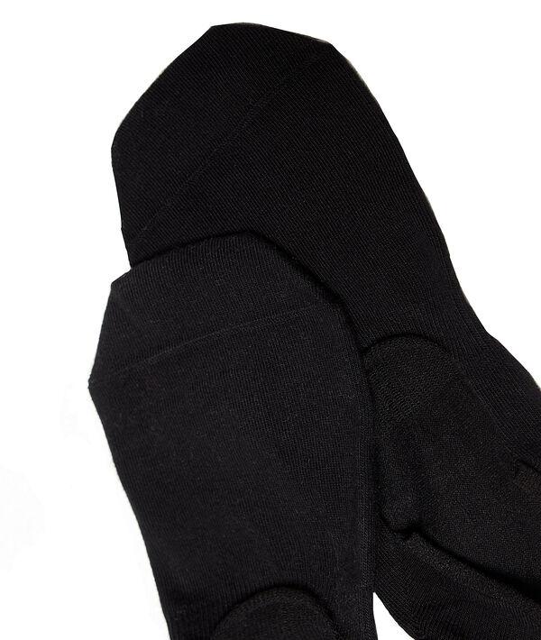 2 paires de socquettes invisibles;${refinementColor}