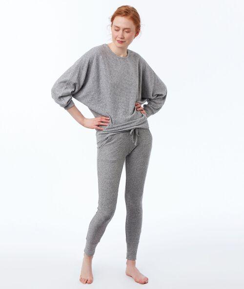 Pantalon leggings homewear Etam Etam SOLDES - Prix minis et Bonnes Affaires > Soldes Nuit