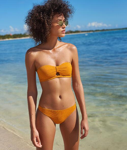 Bas de bikini simple irisé Etam Etam Maillots > LES BAS > Bikinis simples