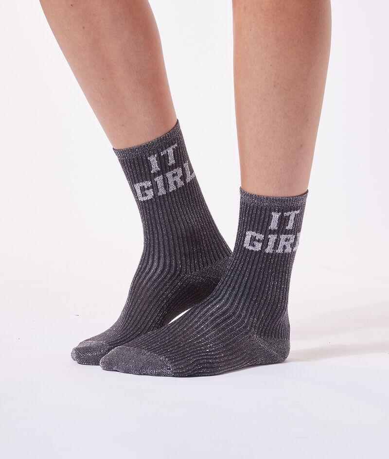 Sokken 'it girl'