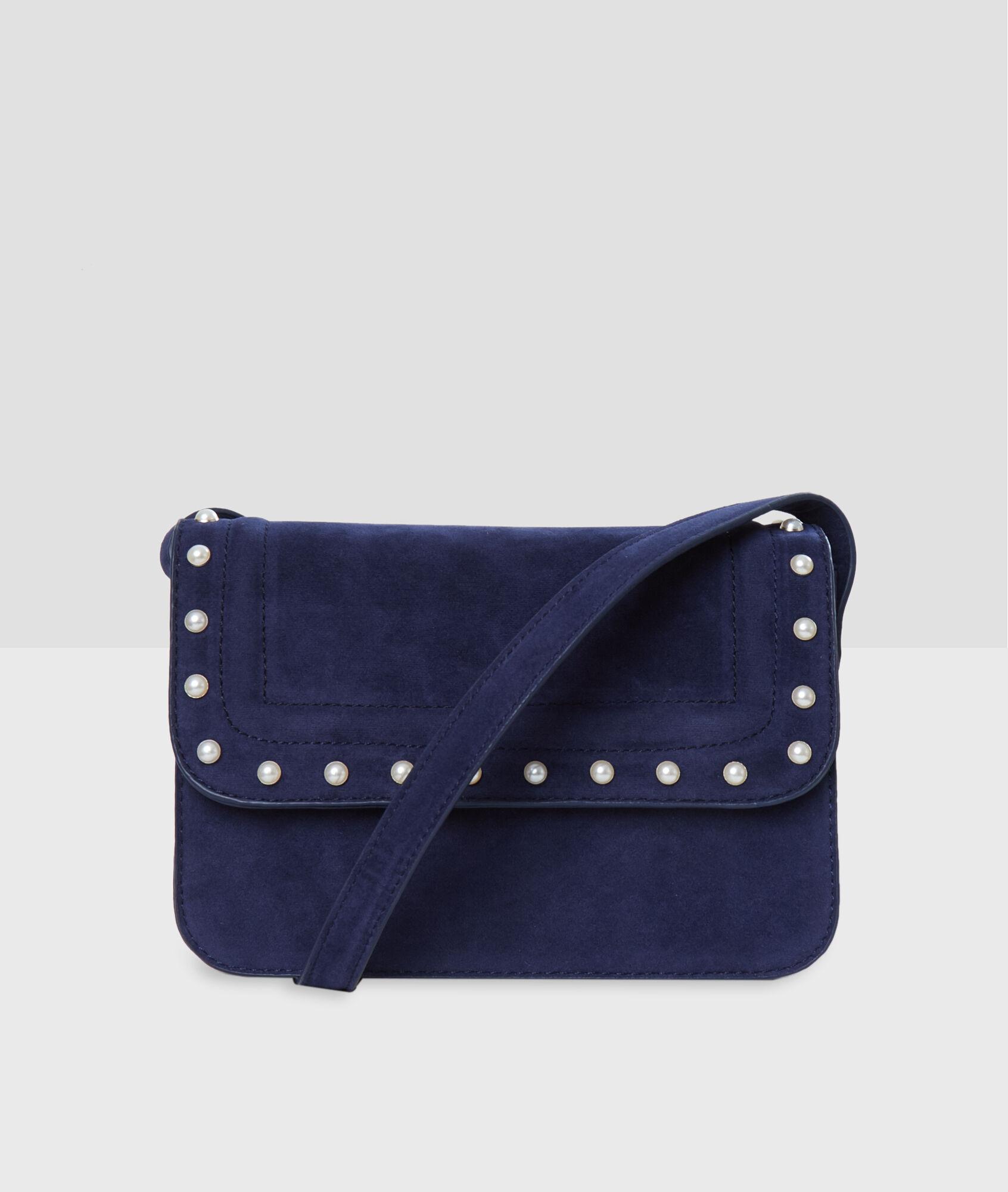 meilleur service e2346 7d91d Sac besace perle sur rabat - Accessoires & chaussures - Prêt-à-porter -  Prix minis - Outlet