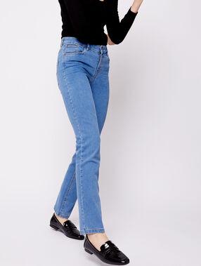 Straight jeans indigo.