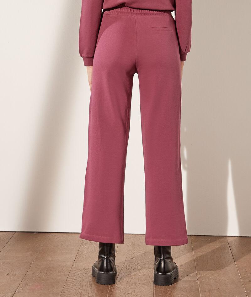 Pantalon jogger large