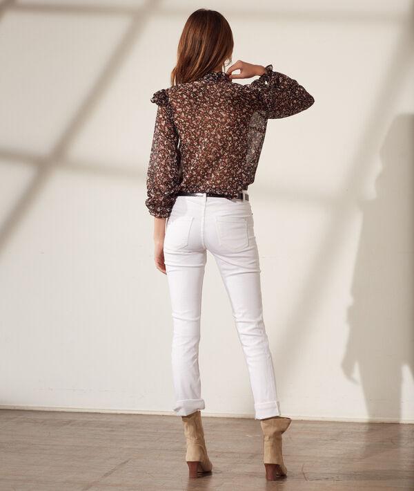 Rechte jeans