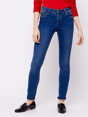 Slim fit jeans stone.