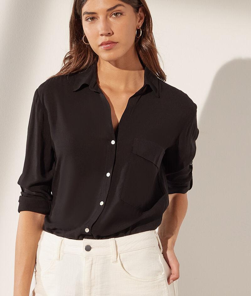 Chemise avec poche