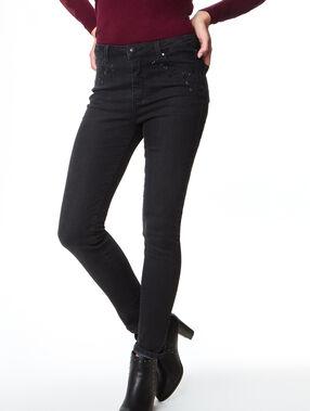 Jean skinny noir.