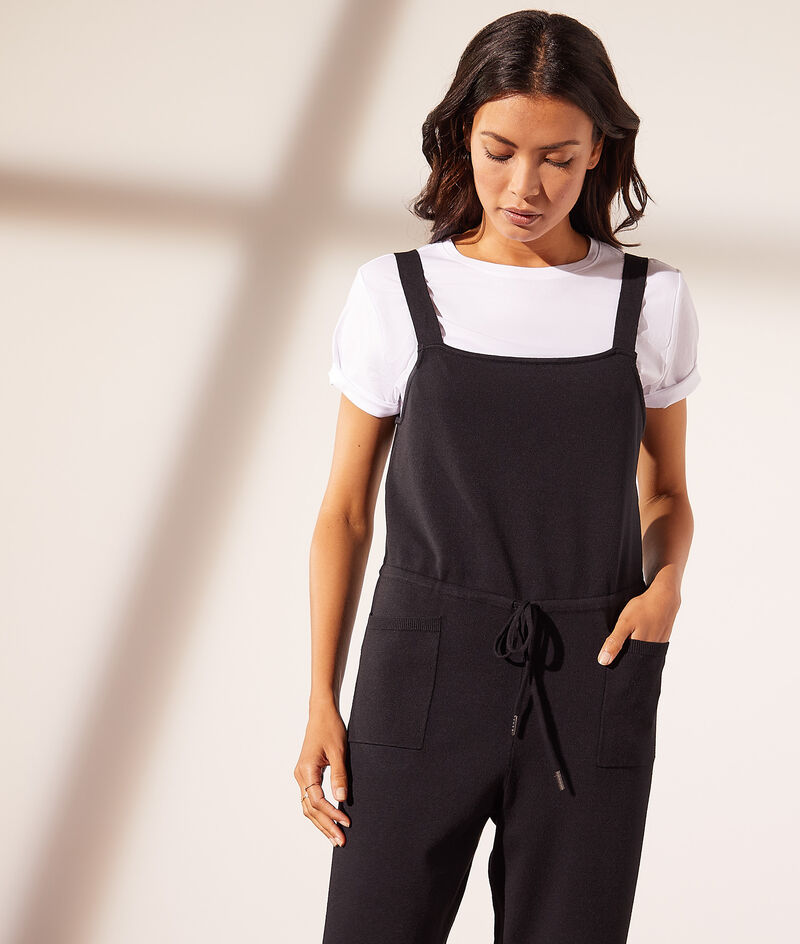 Jumpsuit in tricot