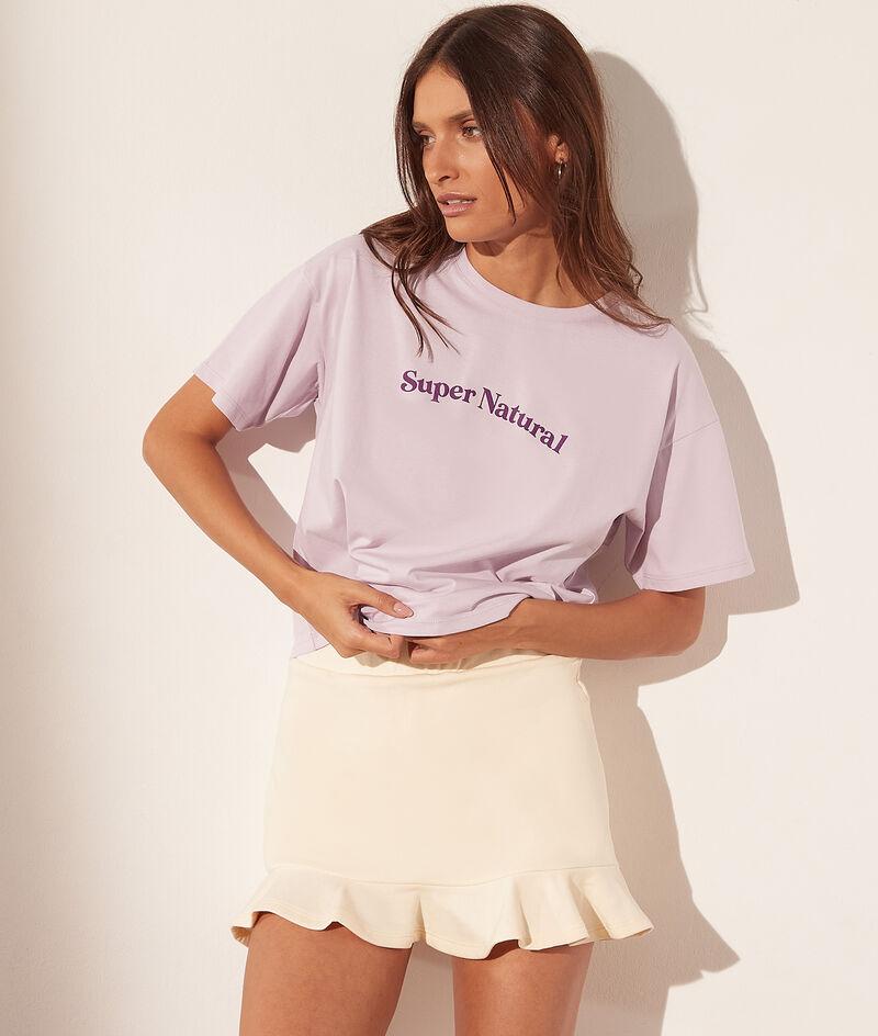 "T-shirt col rond ""Supernatural"""